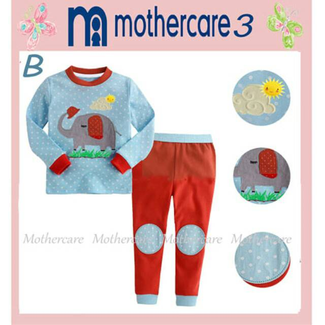 Baju mothercare 1