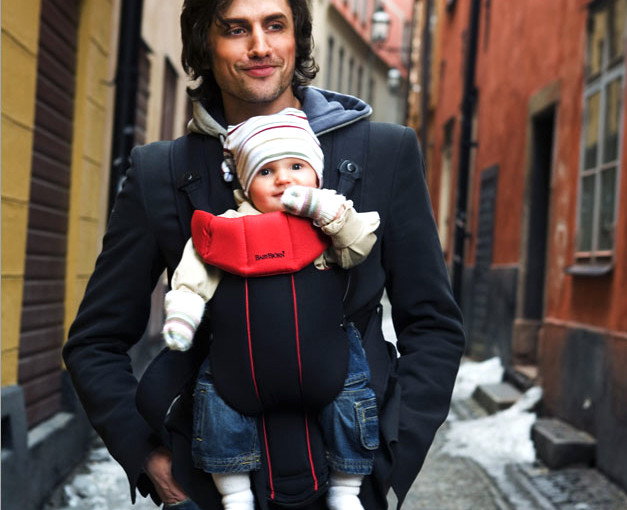 Baby Bjorn Carrier Gendongan Stylish dan Bermanfaat untuk Anda dan Bayi Anda