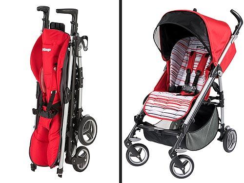 Stroller Peg Peregro Untuk Bayi dibawah Satu Tahun