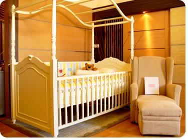 Ranjang Bayi yang Sesuai untuk Kamar Bayi