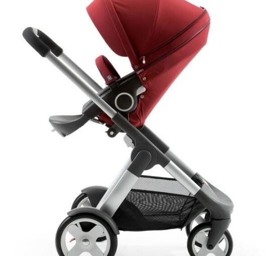 Tips Memilih Stroller Stokke yang Bagus Untuk Bayi Anda
