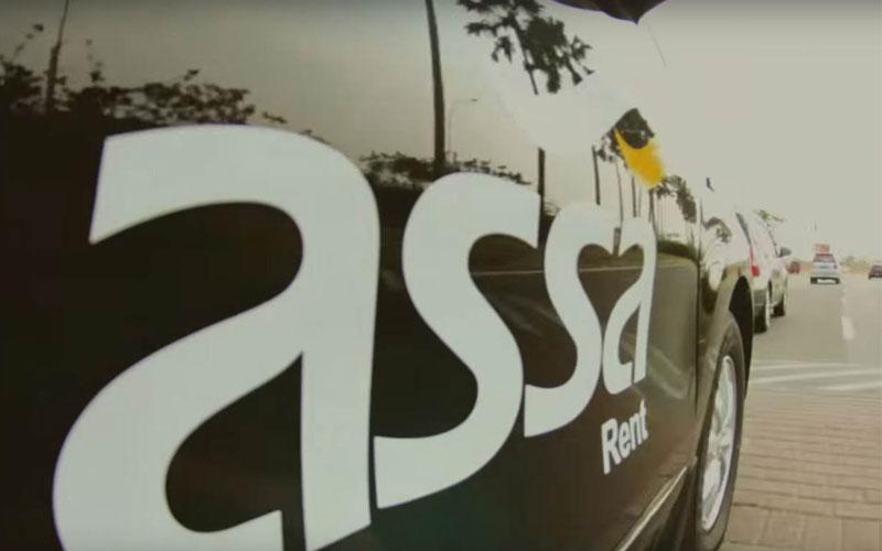 layanan rental mobil ASSA Rent
