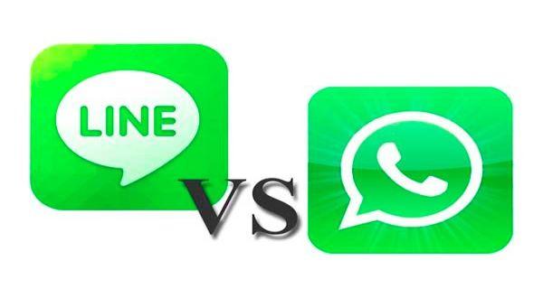 5 Hal Ini Membuat Line Lebih Unggul Daripada WhatsApp