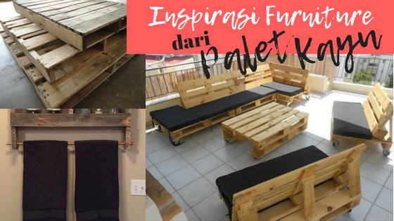 Ide Merubah Pallet Kayu Untuk Interior Rumah Alumagada